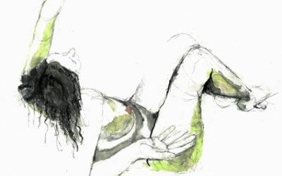 Kroppens sanselighed – croquiskursus med Prana